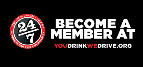 Become a Member at youdrinkwedrive.org