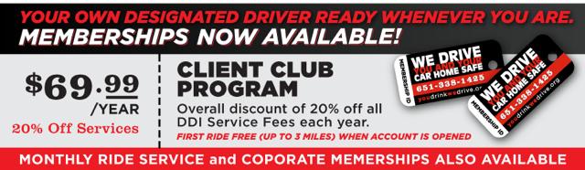 Client Club Program