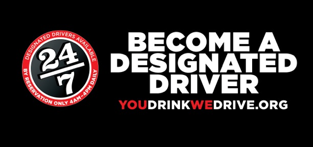 Drivers Wanted; Become a Designated Driver